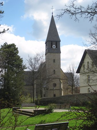 Pfarrkirche Sankt Jodokus
