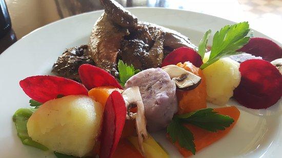 Carbon-Blanc, Prancis: un plat parmi tant d' autres !!!