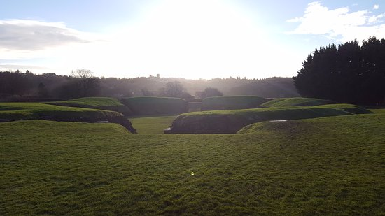 South Wales Personal Day Tours: Caerleon amphitheatre