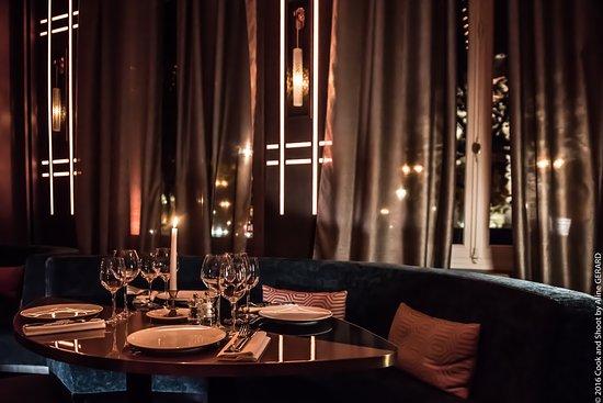 Restaurant Victoria   Rue De Presbourg