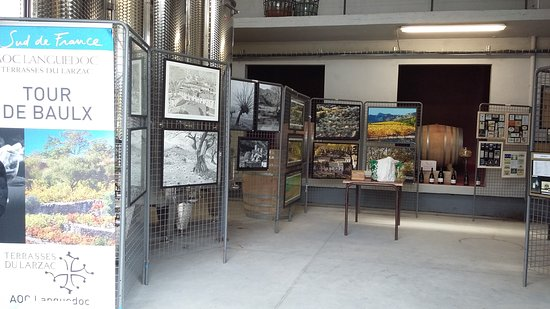 Tour de Baulx - Domaine Coulet