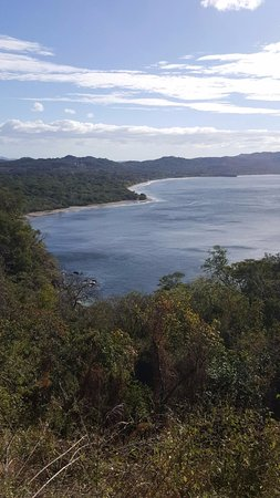 Playa Flamingo, Costa Rica: Views from trail ride