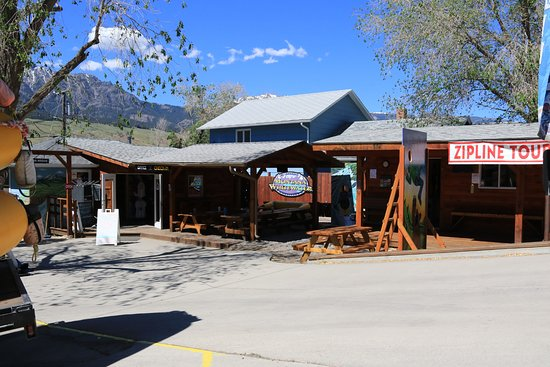 Gardiner, MT: Check out our office!