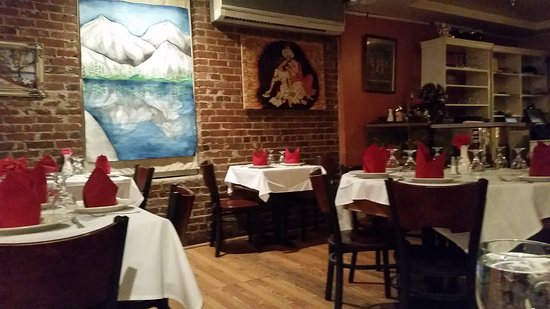 Montclair, NJ: Beautiful restaurant with great service!