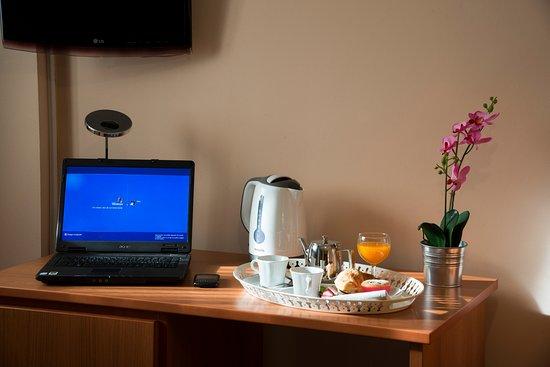 Parini Hotel: Dettaglio Camera