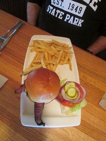 Orangeburg, SC: All-in Triple Bacon Burger