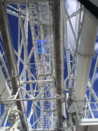 The Orlando Eye: the structure
