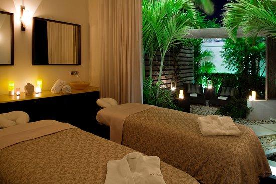 Gansevoort Turks + Caicos: Exhale Spa Treatment Room