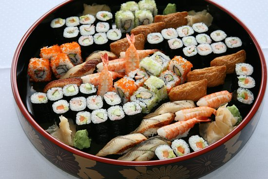 Widen, Schweiz: Sushi Mix big
