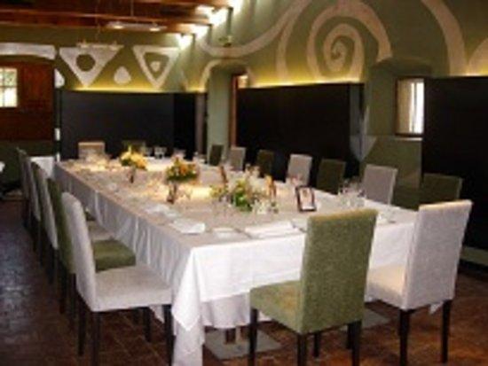 Cabrils, Espanha: Sala privada Hort Petit