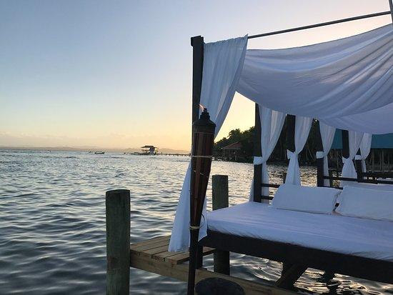Bocas Paradise Hotel: Our new beach club!