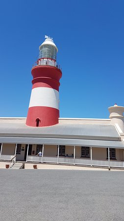 The Lighthouse at Cape Agulhas