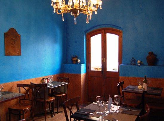 Cabrils, España: sala Azul