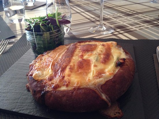 Les Gets, France : Tartiflette