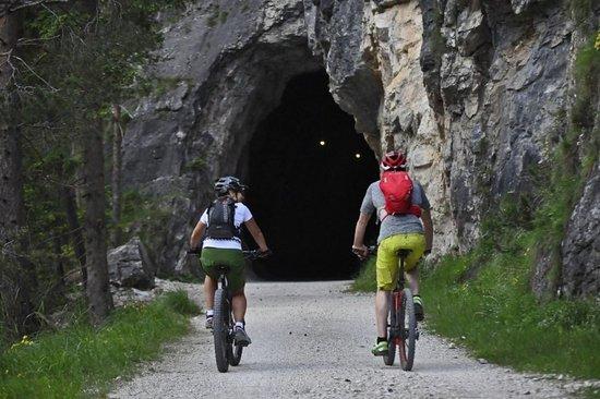 Ciclabile Cortina - Cimabanche - Dobbiaco