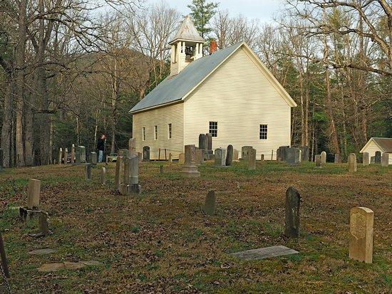 Cosby, TN: Primitive Baptist Church