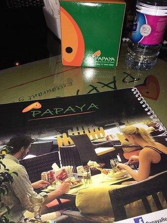 Wonderful Papaya
