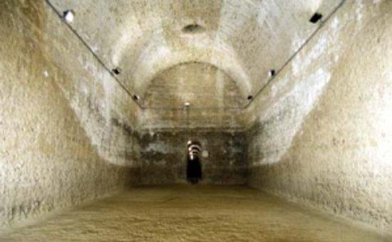 Cecina, Italie : La cisterna