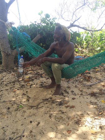 Cades Bay, Antigua: Dasa :)