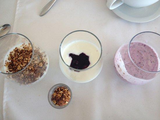 Mer Veilleuse : breakfast (suite) ...