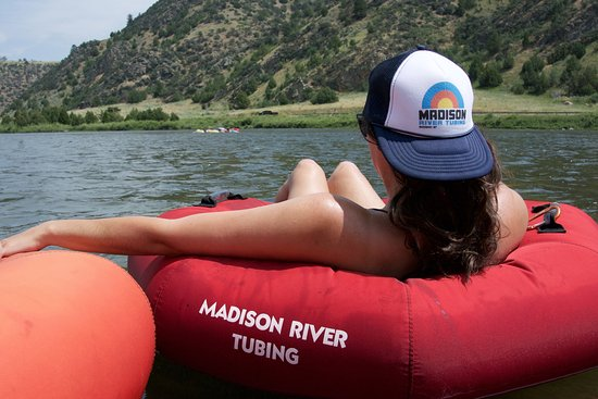 Bozeman, MT: Floating the River