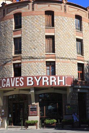 Caves Byrrh: Winery
