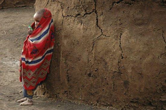 andBeyond Ngorongoro Crater Lodge: Niño Masai