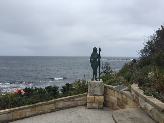 Coogee, Australia: Overcast but still brilliant