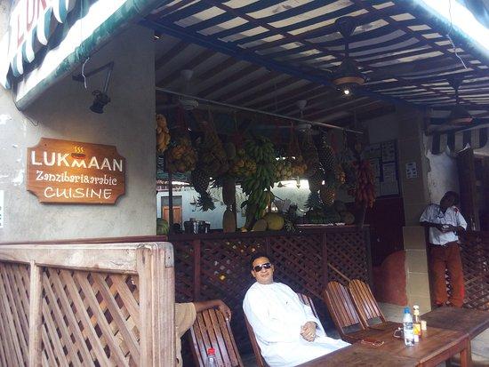 Lukmaan Restaurant: The New Doorway