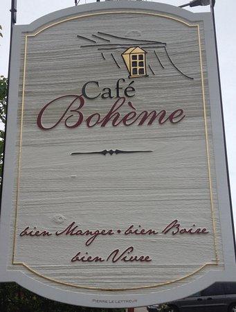 Cafe Boheme: tout est dit !!