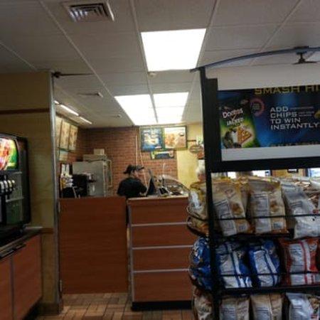 Hayesville, NC: Subway