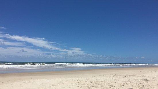 Hotel Transamerica Ilha de Comandatuba: Praia do hotel