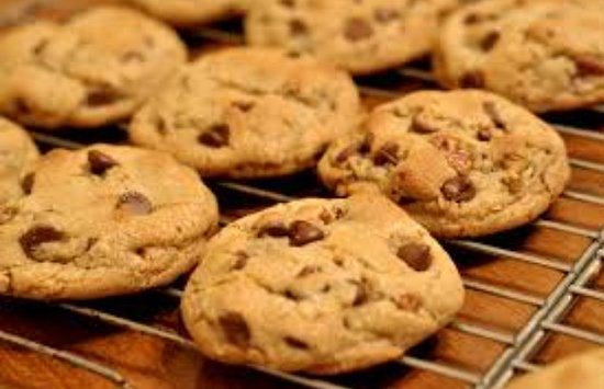 Waynesville, MO: Our fresh-baked chocolate chip cookies