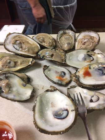 C & H Oyster Bar: 1 of 3