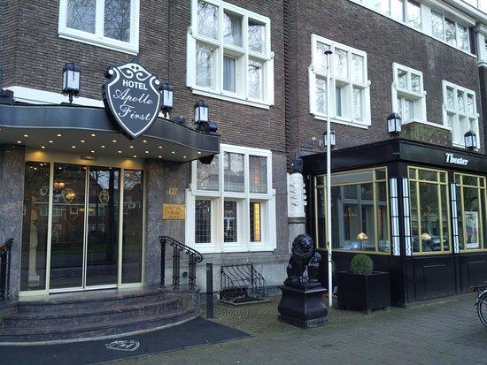 Apollofirst Hotel Amsterdam Tripadvisor