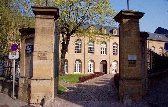 Ancienne Abbaye Saint-Arnould