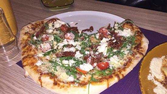Vantaa, Finland: Superb pizza!