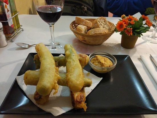 Premia de Dalt, Испания: Menú de diario