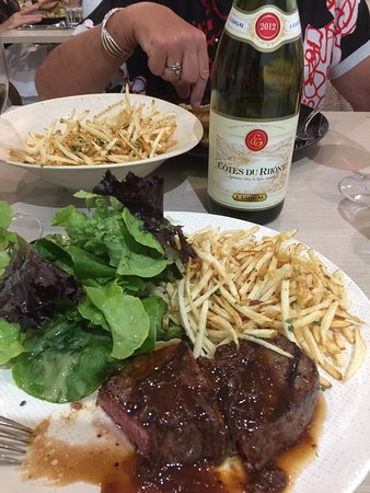 Peregian Beach, Australia: steak frites