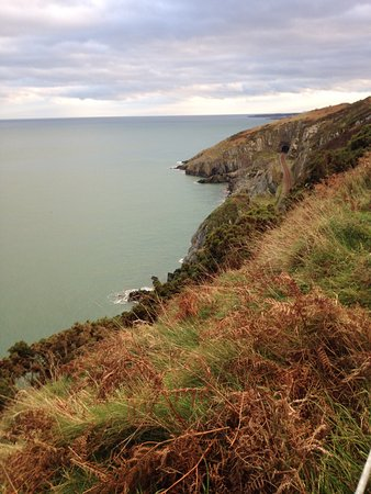 Bray, İrlanda: Coastal view