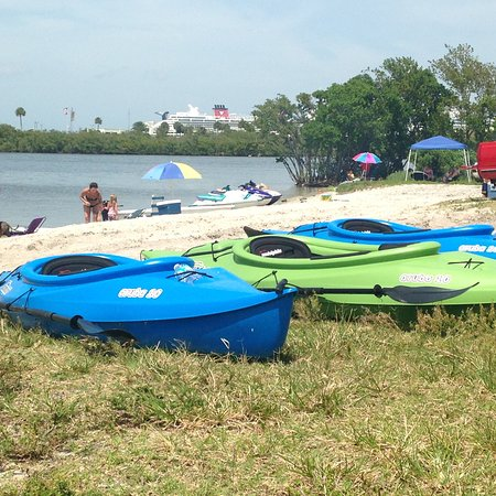 Satellite Beach Kayak Rental