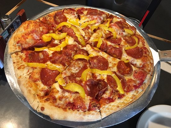 Olympic Valley, CA: Pepperoni Pizza