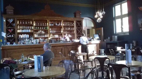 Schaerbeek, Βέλγιο: Cafetaria