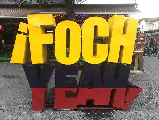 Plaza Foch exterior