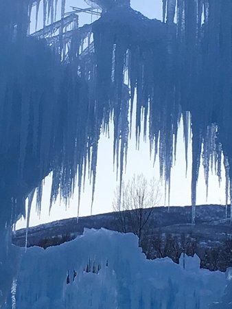 Heber City, UT: Ice Castles (Midway)