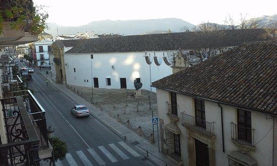 Hotel Maestranza: Con la Plaza de Toros de frente
