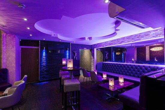 Le reve cocktail bar lichfield