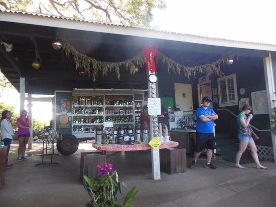Kealakekua, ฮาวาย: More goodies