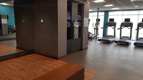 Chillicothe, MO: Fitness & Yoga Center