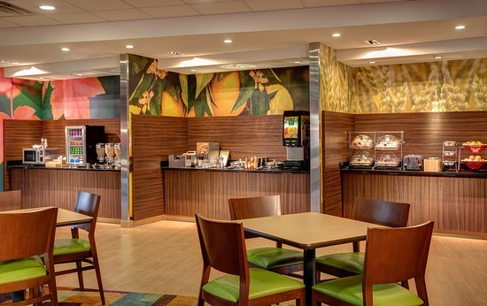 Chillicothe, MO: Breakfast Area